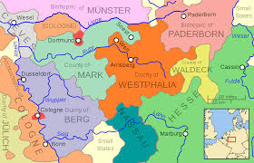 Dortmund Germany Map by Duchy Of Westphalia Wikipedia