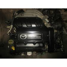 mazda tribute mpv aj 3 0 liter duratec 30 engine 3 0l v6 motor