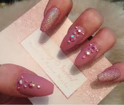 false nail set press on nails stiletto nails full cover nails