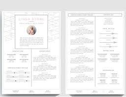 2 page resume template 2 pages resume cv 2 pages resume cv