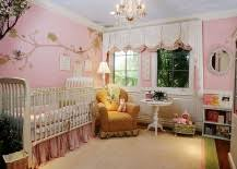 Nursery Ceiling Decor 20 Gorgeous Pink Nursery Ideas For Your Baby