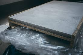couchtische selber machen ghostbastlers u2013 tischplatte aus beton