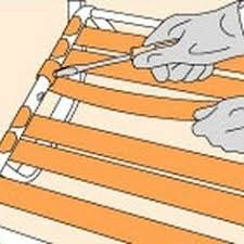 Where To Buy Upholstery Webbing How To Repair Chair Straps And Webbing Patios Upholstery And Lawn