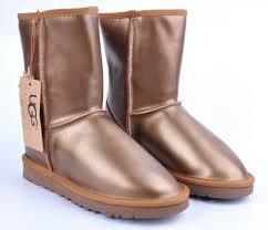 ugg s jillian boots ugg metallic boots 5842 gold gold