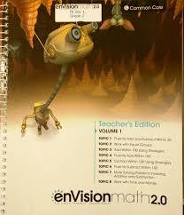 envisionmath2 0 2016 common core teacher edition volume 1 grade