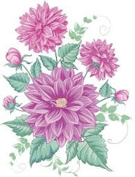 flower tattoo design pictures