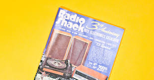 this 1973 radioshack catalog is a bonanza of nerdy treasures wired