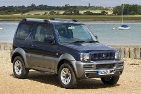 suzuki jimny sj410 suzuki jimny 1998 car review honest john