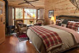 Log Cabin Bedroom Ideas Cathedral Mountain Lodge Rustic Log Bedrooms Rustic Decor