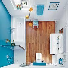 wohnideen kleinem raum drei stile platz für badespaß auf kleinstem raum
