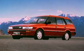 toyota corolla touring wagon believe it or not toyota corollas weren t always boring