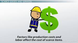 what is the basic economic problem of scarcity video u0026 lesson