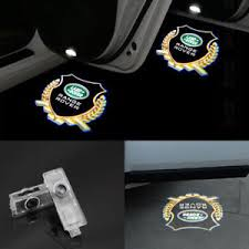 range rover welcome light 2x for range rover cree led car door logo shadow laser projector
