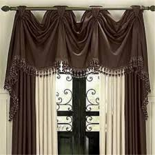 Jc Penneys Draperies Jc Penney Draperies Custom Curtains On Triple Swags Over Drapes