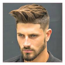 Natural Mens Hairstyles by Natural Hairstyles Black Men Or Skin Fade With Sculpted Spikes