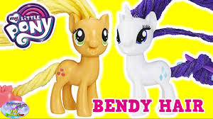 applejack hairstyles my little pony twisty twirly hairstyles rarity applejack new mlp