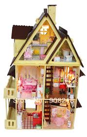 diy wooden doll house kids diy crafts lovely handmade crafts to