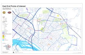 Richmond Virginia Map by Richmond Va U003e Public Works