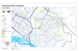 Map Of Richmond Va Richmond Va U003e Public Works