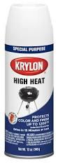 amazon com krylon high heat spray paint 12 oz white automotive
