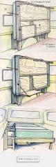 Conversion Van Floor Plans Long Wheel Base Van Conversion Floor Plans Rv U0026 Camper Living