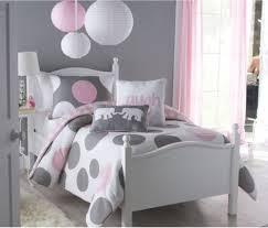 pink parade kids girls 2 piece twin size comforter bedroom bedding