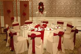 Red Wedding Decorations New Ideas Red And White Wedding Decorations With Red And White