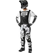 motocross gear combos 2018 shift 3lack g i fro 20th anniversary gear kit black
