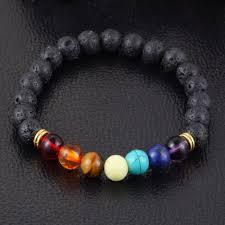 obsidian color eyes owl head obsidian natural aura lava rock bracelet my spiritual