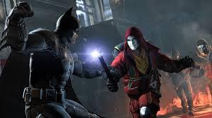batman arkham origins new screenshots reveal anarchy is coming
