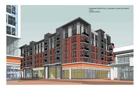 Residential Building Floor Plans by Landmark Mall Redevelopment Planning U0026 Zoning City Of
