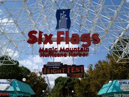 Six Flags Magic Mountain by Mountain Madness Coming To Magic Mountain On Oct 2
