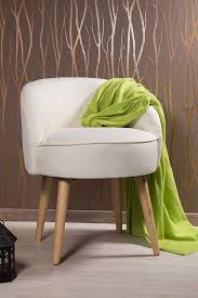 sessel mit hocker design