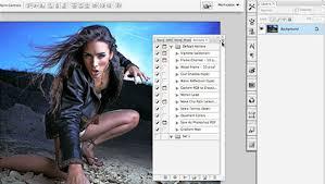 tutorial photoshop cs3 videos recording actions in photoshop cs3 part 1 photoshopsupport com