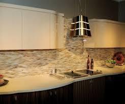 warm storage neutral kitchen backsplash ideas pertaining to