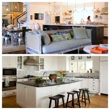 great room vs separate kitchen and family room