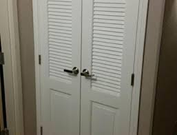 Swing Closet Doors Prehung White Closet Door Forest Bright Wood Doors