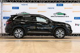 nissan renault car konkursas u201etautos automobilis 2018 u201c u201erenault koleos u201c gazas lt