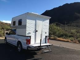 Camper For Truck Bed Rock A Bye Campers Diamond Peak Camper 9669as Shown 8998basic Model
