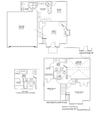 Two Family Floor Plans by Floor Plans Wagner Two Car Kentucky Homes For Sale
