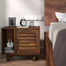 bed design with side table bedside tables buy bedside tables night stand online for best