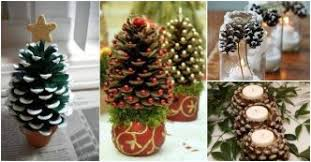 pine cone table decorations pine cone table decorations archives i creative ideas