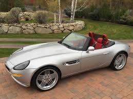 2003 bmw z8 alpina 2003 z8 alpina 62319 titanium silver sold