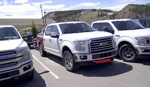 Ford Diesel Truck Reviews - check out 2018 ford f 150 diesel prototypes tow testing in the