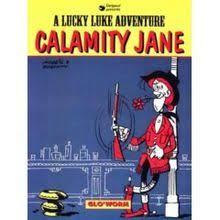 calamity jane lucky luke