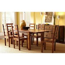 Extending Wood Dining Table Alicia Wood 92 Inch Extending Dining Table By Kosas Home Free