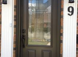 Window Inserts For Exterior Doors Fascinating Exterior Door Glass Inserts The Where You Cannot Pics