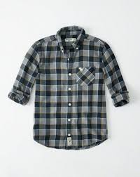 boys button up shirts abercrombie