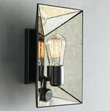 Mosaic Wall Sconce Mirrored Candle Sconce Target Candles Candle Sconces For Wall At