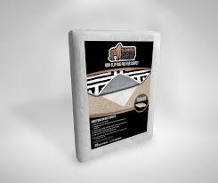 Best Area Rug Pad Amazon Com Gorilla Grip 2x3 Feet Non Slip Area Rug Pad For Carpet